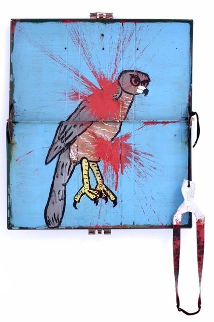, 'The Cooper Hawk,' 2018, Galeria Mascota