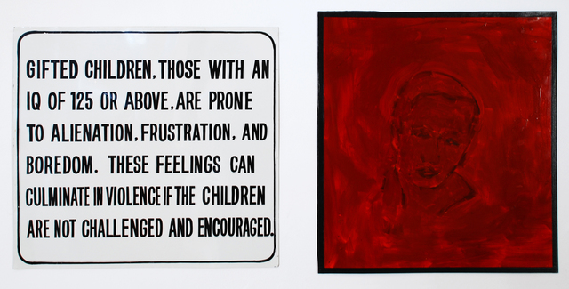 , 'The Living Series (Gifted Children),' 1981, Brooke Alexander, Inc.
