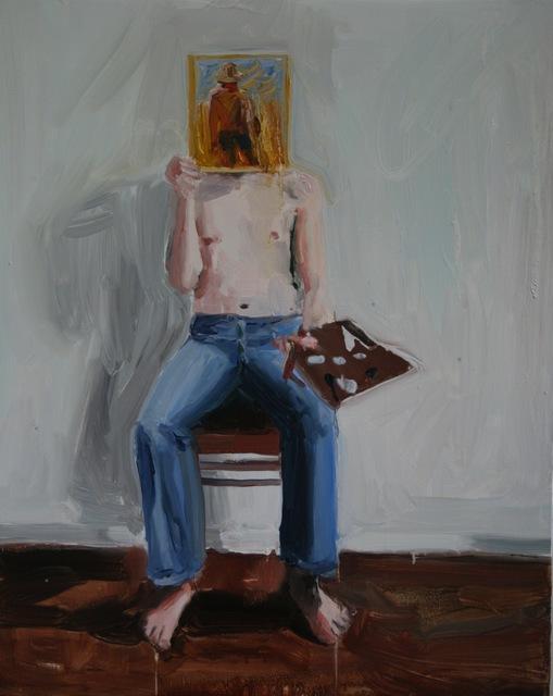 , 'Bare,' 2012, Paradise Row