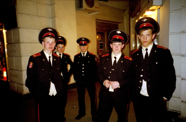 , 'Cadets of the Suvorov Academy,' , La Fresh Gallery