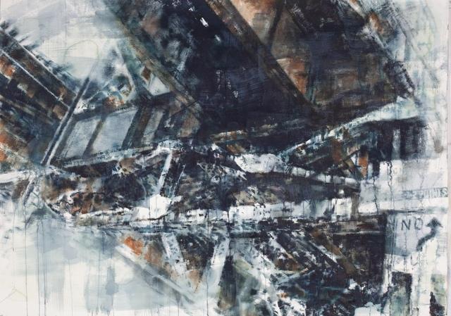 """, '""""Metro Brooklyn"""",' 2015, Gallery 104"""