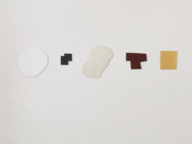 , 'Elemente A.1,' 2017, von Bartha
