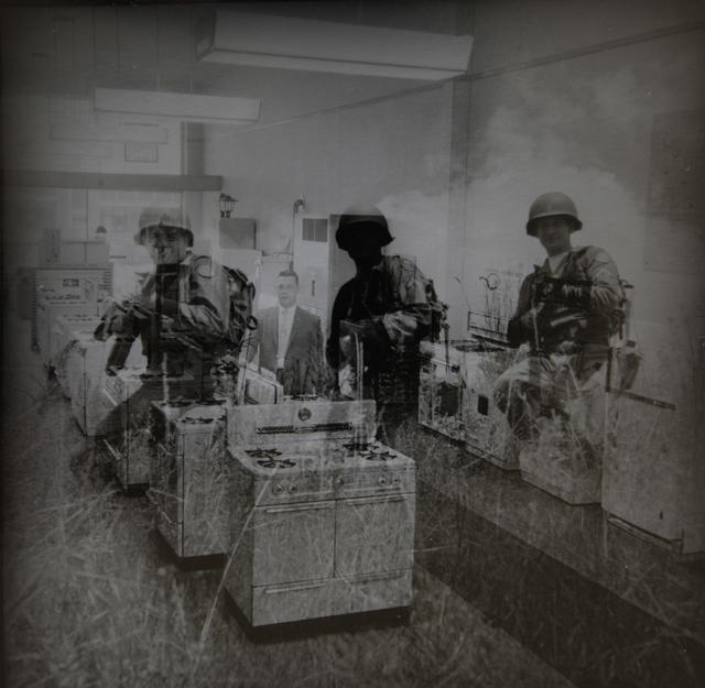 , 'Appliance store,' 2012, Kehrer Galerie