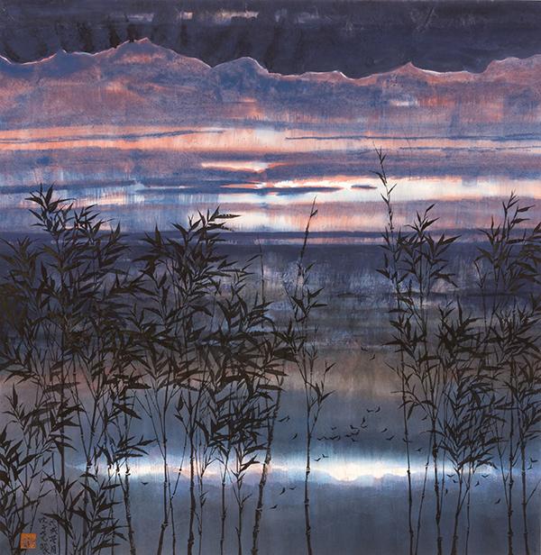 Zi Yao 子尧 Shen 沈, 'The Touch of a Gentle Breeze', 2018, White Space Art Asia