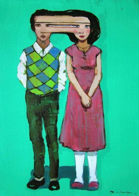 , 'Mental Harmony,' 2013, Gallery Ilayda