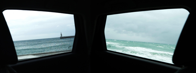 , 'Two Seas Series,' 2018, PontArte