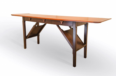Library Table Model 5738