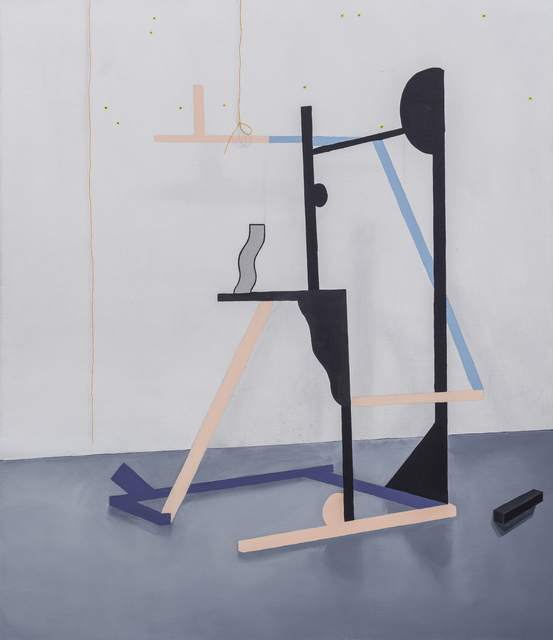 , 'Animation,' 2014, Galerie René Blouin