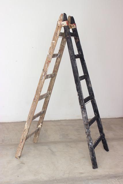 , 'La sombra de una montaña,' 2015, Galería Vermelho
