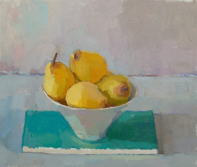 , 'Pear Bowl ,' 2017, Sarah Wiseman Gallery