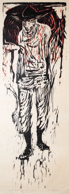 Jim Steg, 'Fresh Meat (Mexico)', 1958, Amanda Winstead Fine Art