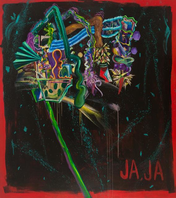 , 'Ja, Ja,' 2015, CHOI&LAGER