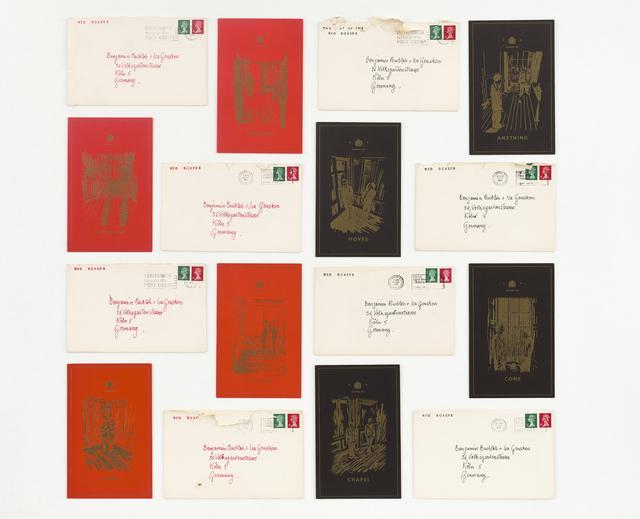 , 'The Red Boxers,' 1975, Sies + Höke