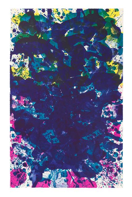 Sam Francis, 'Untitled (SF-238C)', 1972, Print, Lithograph, Christopher-Clark Fine Art