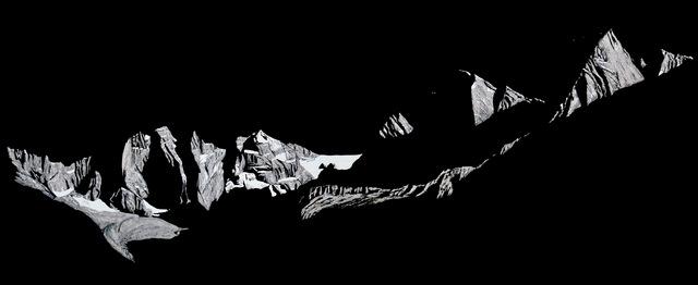 Lukas R. Vogel, 'Momentum: Blick von Soglio', 2016, Galerie Palü