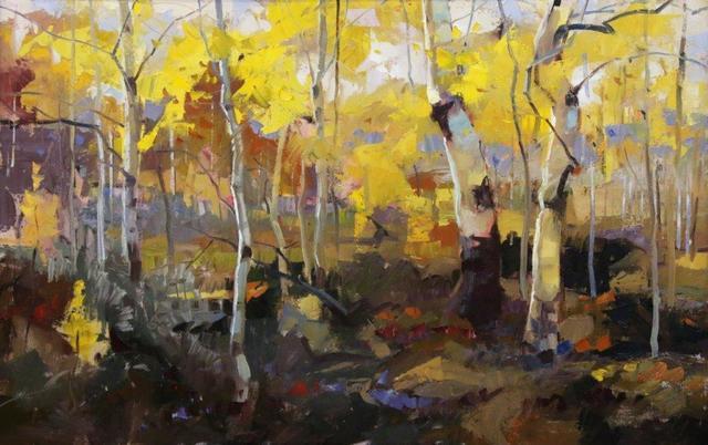 , 'Autumn's Countenance,' 2016, Trailside Galleries
