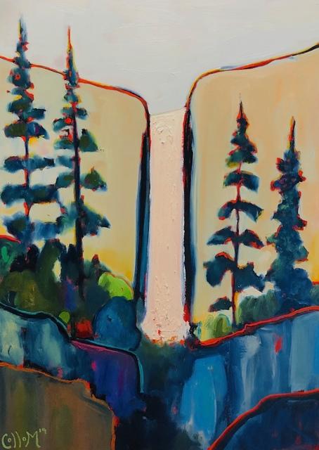 Tim Collom, 'Yosemite Falls', 2019, Tim Collom Gallery