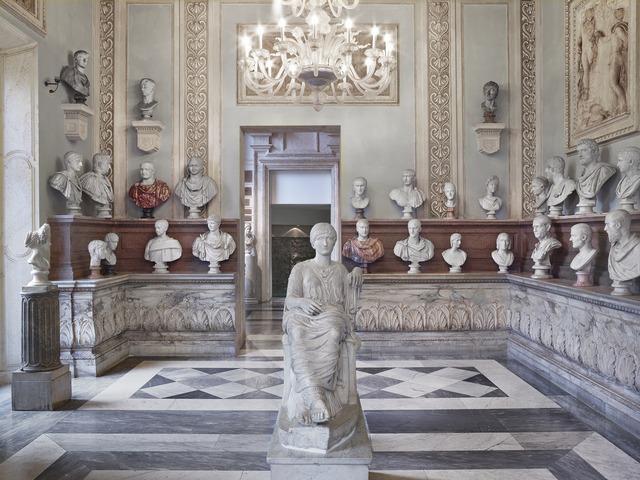 , 'Sala Degli Imperatori,' 2014, Anglim Gilbert Gallery