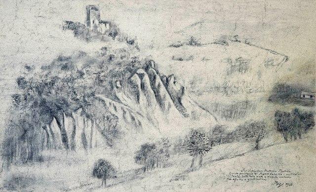 , 'Paysage de Monte Calvello,' , Gagosian