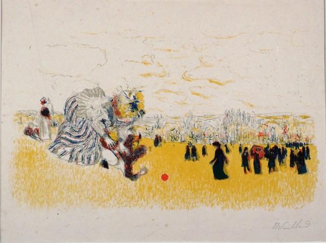 Édouard Vuillard, 'JEUX D'ENFANTS', 1897, Edward T. Pollack Fine Arts