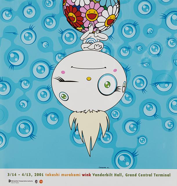 Takashi Murakami, 'Wink', 2001, Phillips