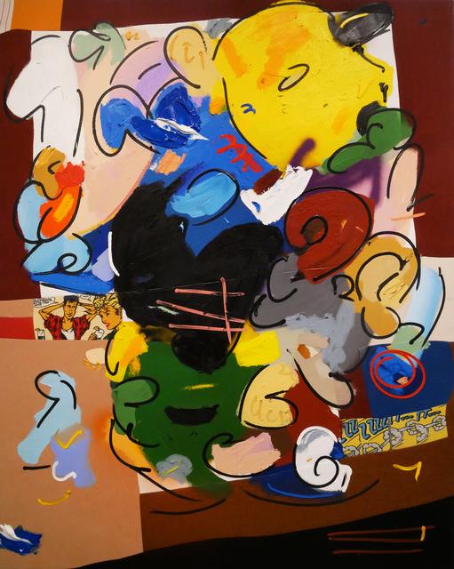 , 'Expensive Ass Pastrami,' 2019, Urban Spree Galerie