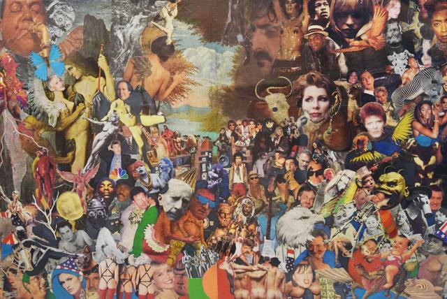 , 'Dreamscape #12,' 1993, Fountain House Gallery