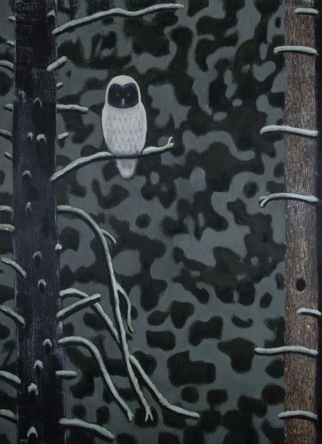Mike Piggott, 'Winter Owl', 2018, Tayloe Piggott Gallery