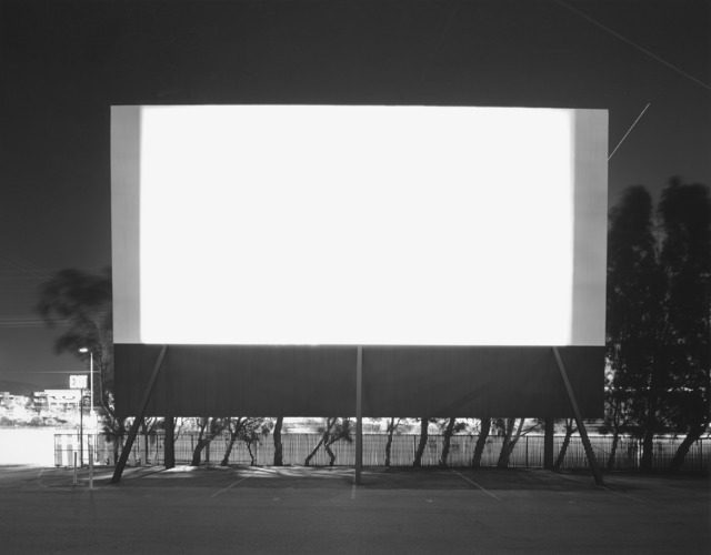 , 'Winnetika Drive-In, Paramount,' 1993, Ben Brown Fine Arts