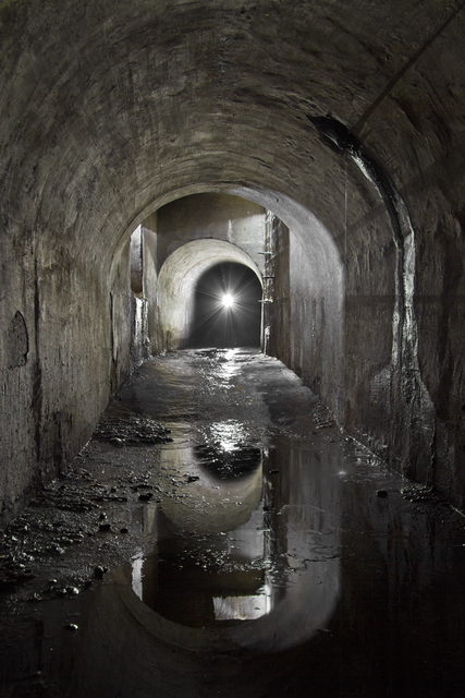 Michael Cook, 'East Toronto Sewer, From the series Water Underground', 2013, Circuit Gallery