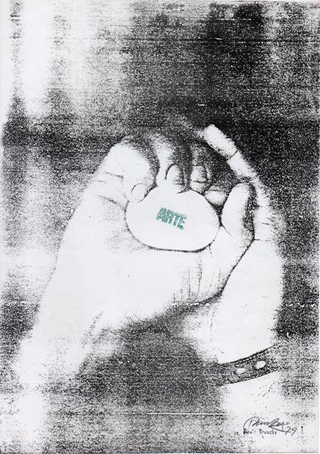 , 'Xeroperformance: Art,' 1979, Galeria Nara Roesler