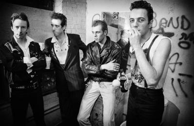 The Clash, New York, New York