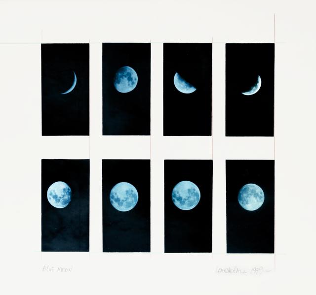 , 'Blue moon,' 1979, Henrique Faria | Buenos Aires