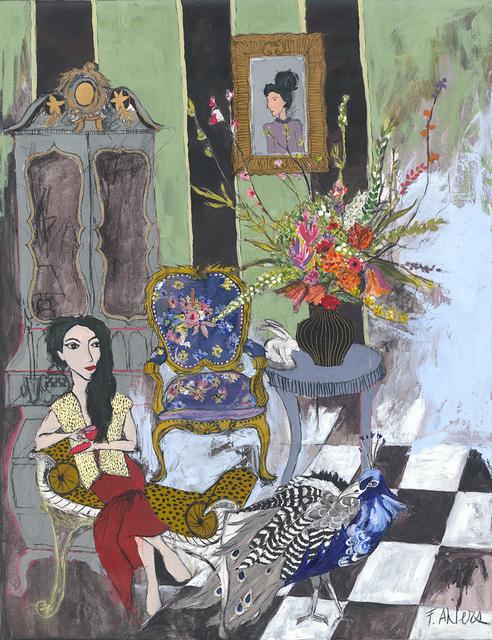 Francisca Ahlers, 'The Peak of Chic', 2019, Villa del Arte Galleries