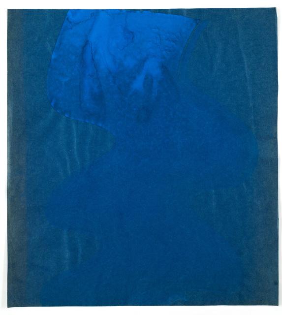 Heidi Bucher, 'Untitled (Wasserbild / Water work)', 1985, Lehmann Maupin