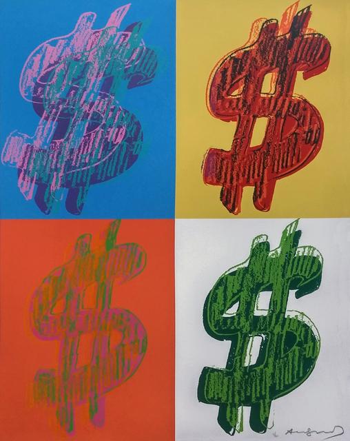 , '$ (QUADRANT) FS II.284,' 1982, Gallery Art