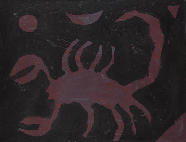 A.R. Penck, 'Untitled', circa 1980, Millon