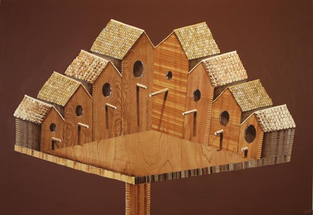 , 'Entradas y Salidas Multiples,' 2012, Pan American Art Projects