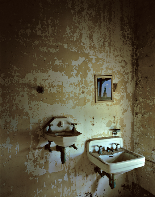 , 'TB Ward, Island 3, Ellis Island, 1998,' 1998, Monroe Gallery of Photography