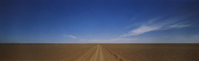 , 'Dust Road in West Australia,' 1988, Museum Kunstpalast