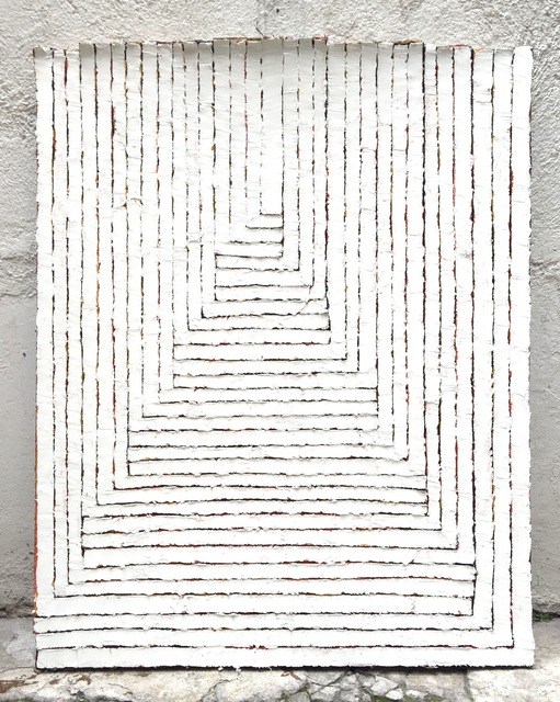 , 'In 3'S / Desolation Peak,' 2015, Josée Bienvenu
