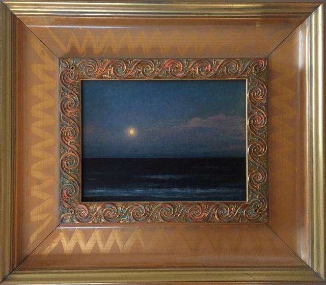 , 'Moonrise Montauk,' 2005, Grenning Gallery