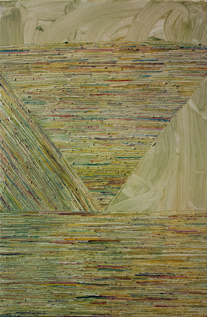 , 'Pyramid Mine,' 2015, India Dickinson