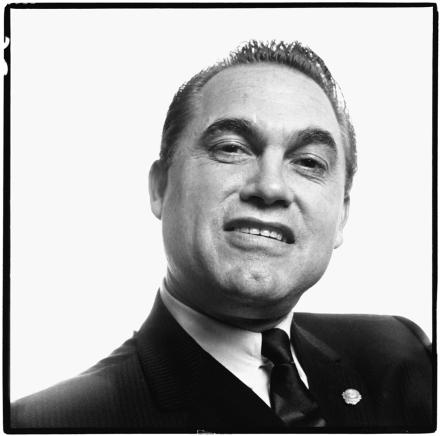 , 'George Wallace, Governor of Alabama, New York,' November 6-1963, Pace/MacGill Gallery