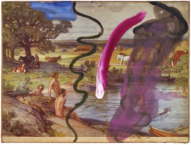 , 'Untitled IV (Sommaren),' 2016, Circle Culture