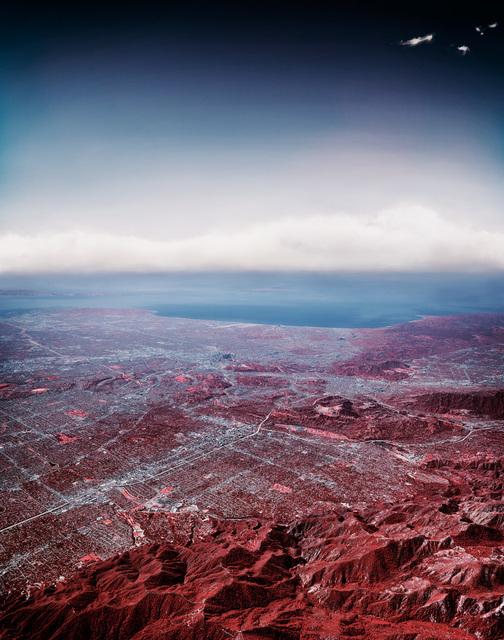 , '100-Mile photograph,' 2014, Blum & Poe