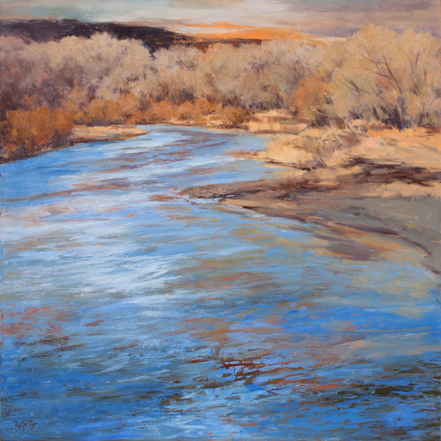 , 'Chama River Down the River,' 2017, Owen Contemporary