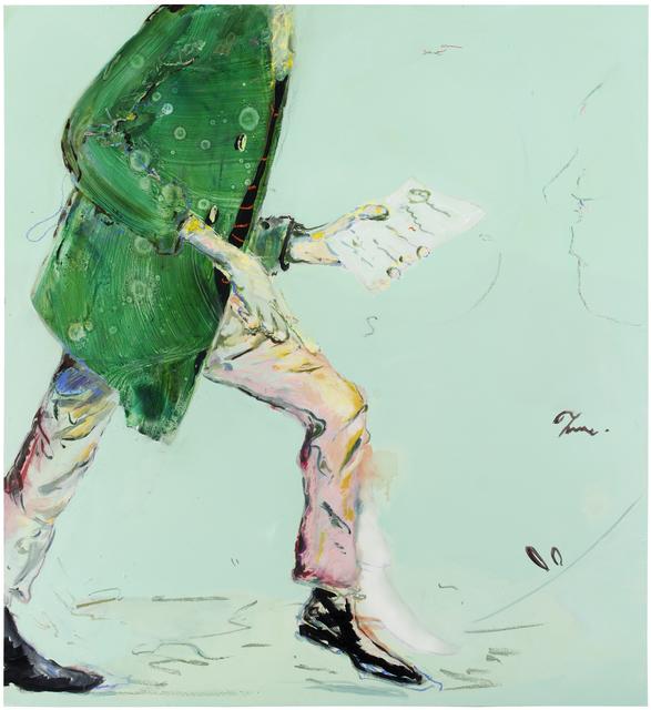 , 'Purloined,' 2017-18, Galerie Anhava