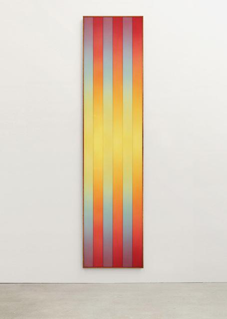 , 'Spectrum Delta II,' 1972, W. Alexander