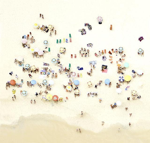 , 'Sunbathers of Copacabana I,' 2016, Galerie de Bellefeuille